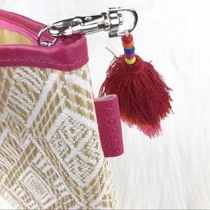 Sephora Bags - Sephora Tassle Pouch